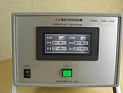 液体窒素噴射冷却制御装置